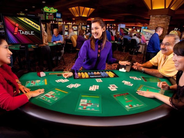 Four Questions On Casino